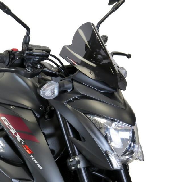 SUZUKI >> GSX-S1000 (15-)ネイキッド・スクリーン【ミドル】 PowerBronze