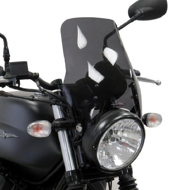 MOTO GUZZI >> V7SPECIAL(21-)・V7III SPECIAL(17-20) ネイキッド・スクリーン【ロング】 PowerBronze