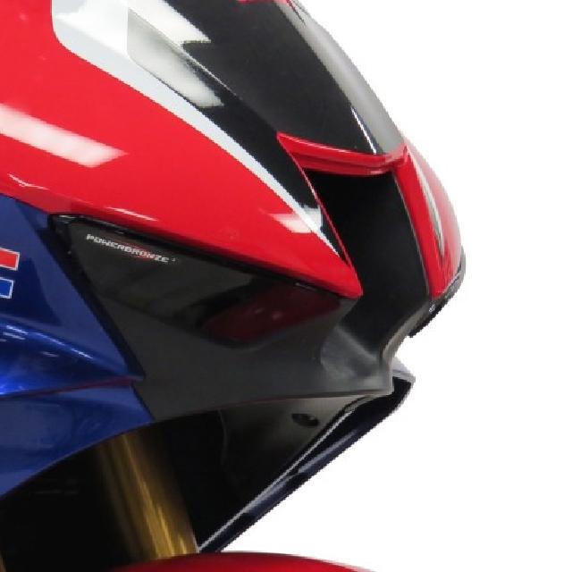 HONDA >> CBR1000RR-R(20-)ヘッドライトレンズシールド Powerbronze