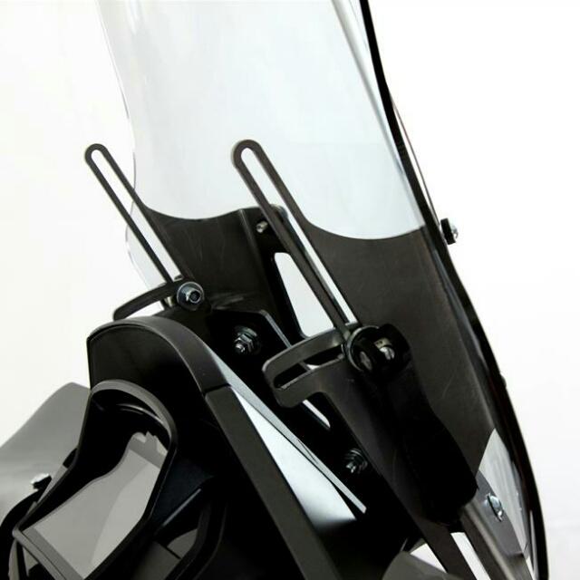 HONDA >> VFR800Xクロスランナー(15-16) アジャスタブルスクリーンキット Powerbronze