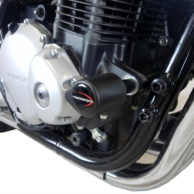 HONDA >> CB1100/EX/RS(17-) エンジンスライダー Powerbronze