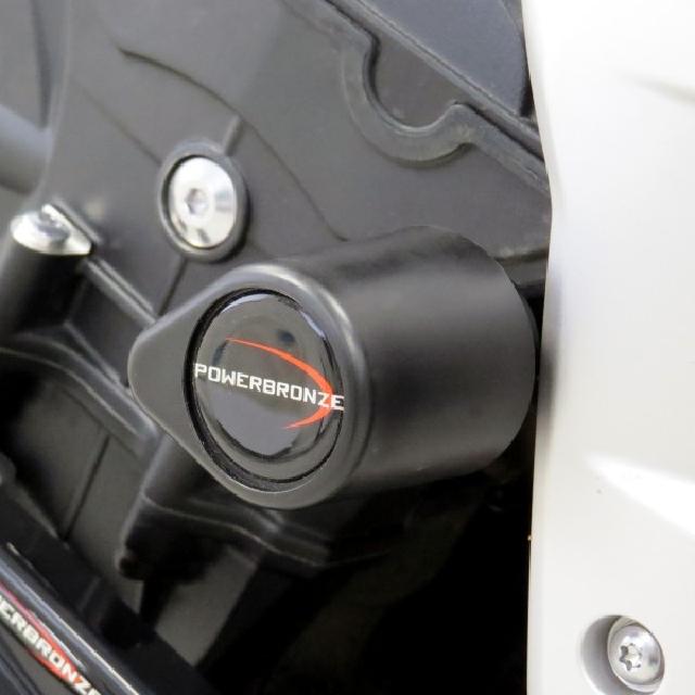 TRIUMPH >> TRIDENT660 (21-) エンジンスライダー Powerbronze