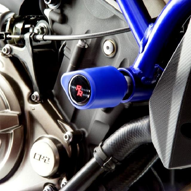 YAMAHA >> MT-07(14-) エンジンスライダー Powerbronze