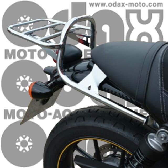 Triumph >>StreetTwin/Cup(16-)・Thruxton1200(16-)・BonnevilleT100/T120(17-)水冷 スポーツキャリア RENNTEC