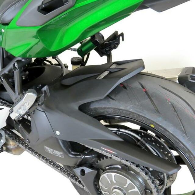 KAWASAKI >> Ninja H2 SX(18-)・Ninja H2(15-) インナーフェンダー Powerbronze