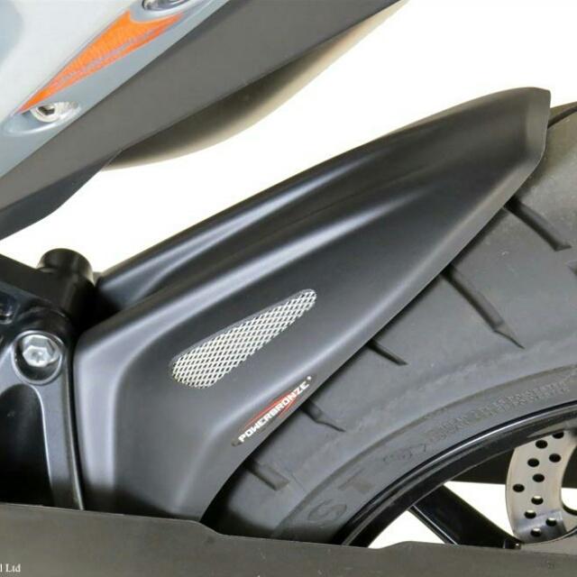 KTM >> 790DUKE(18-) インナーフェンダー Powerbronze