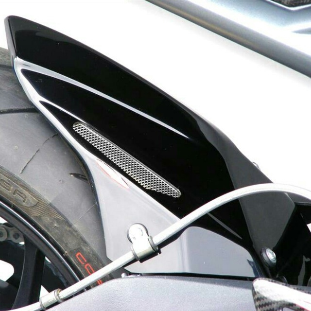 Triumph >> StreetTriple 85/R(13-16) インナーフェンダー Powerbronze