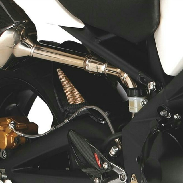 Triumph >> Street Triple(07-12) インナーフェンダー Powerbronze【廃番】