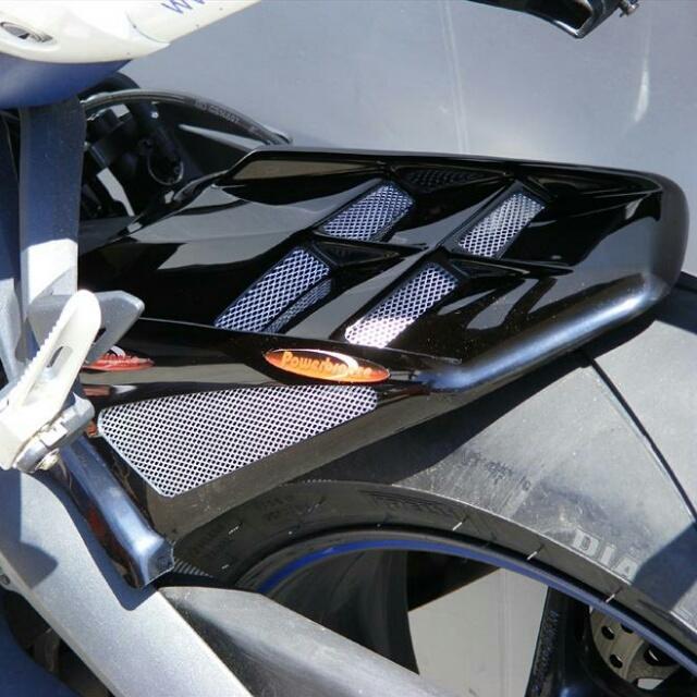 Triumph >> Daytona 675(13-16) インナーフェンダー Powerbronze