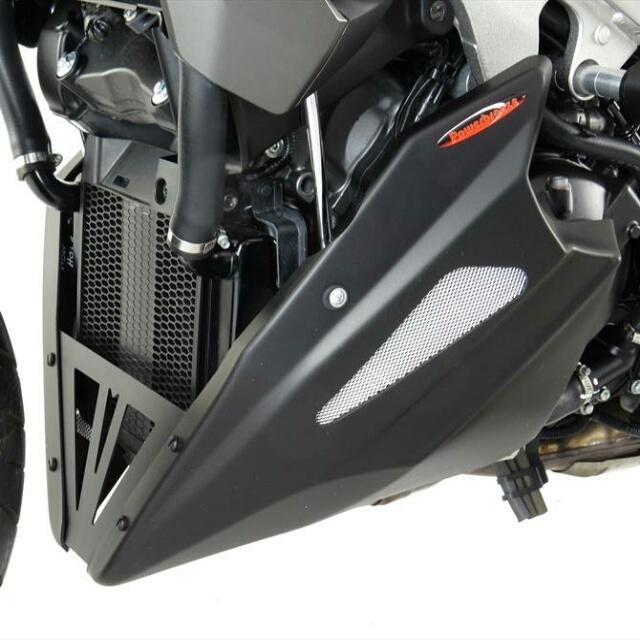 HONDA >> VFR800Xクロスランナー(15-) アンダーカウル Powerbronze