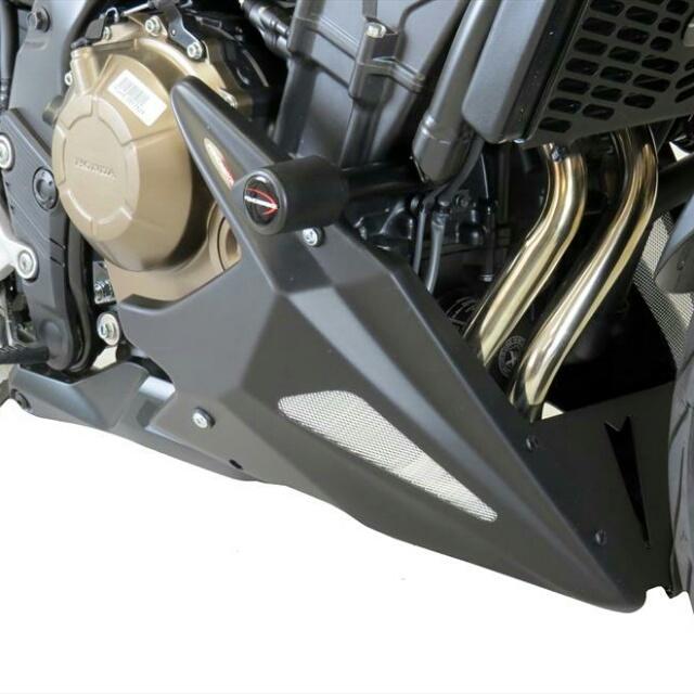 HONDA >> CB500X/400X(16-) アンダーカウル Powerbronze