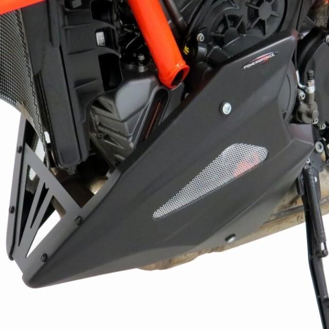 KTM >> 1290SuperDukeR(20-)  アンダーカウル Powerbronze