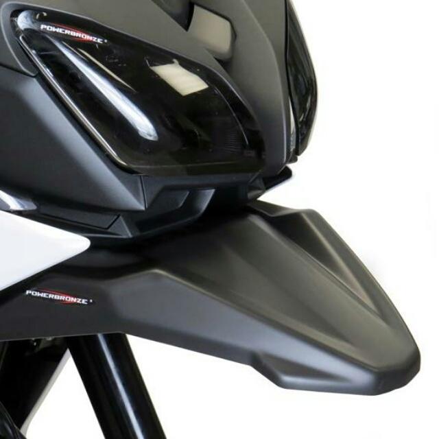 YAMAHA >> TRACER900/GT(18-) アドベンチャービーク  Powerbronze
