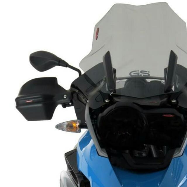 BMW >> R1200GS/ADV【水冷】(13-)・S1000XR(15-) ハンドガードキット Powerbronze