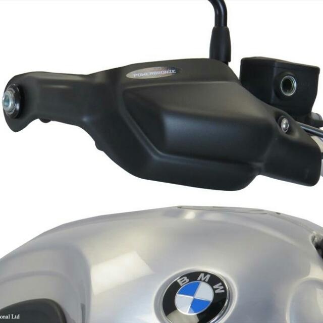 BMW >> R NINE-T(17-)/Scrambler(16-) ハンドガードキット Powerbronze