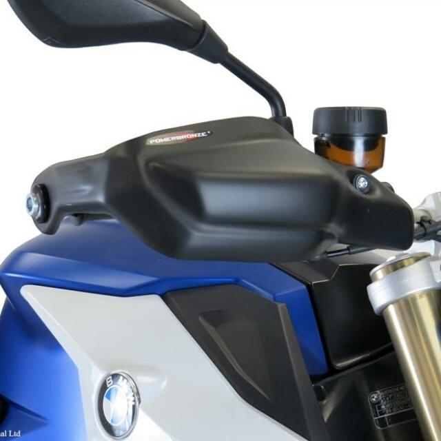 BMW >> F800R(15-) ハンドガードキット Powerbronze