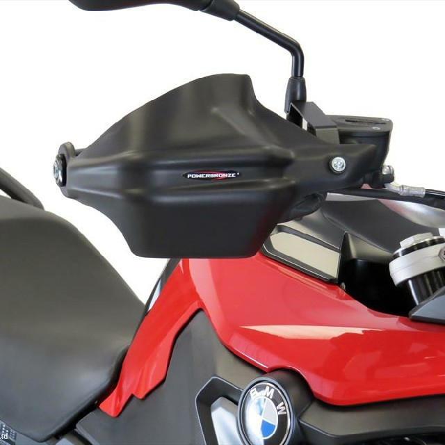 BMW >> F750GS/F850GS(18-)・F900XR(20-) ハンドガードキット Powerbronze