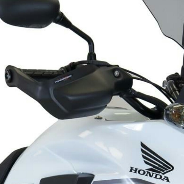HONDA >> 400X/CB500X(17-) ハンドガードキット Powerbronze