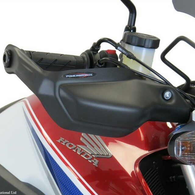 HONDA >> CB1000R(08-17) ハンドガードキット Powerbronze