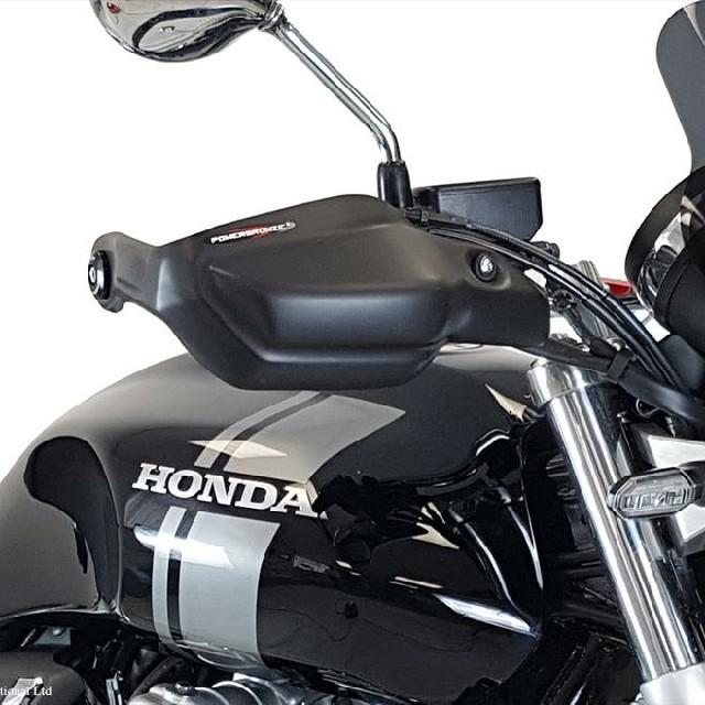 HONDA >> CB1100/EX/RS(17-) ハンドガードキット Powerbronze