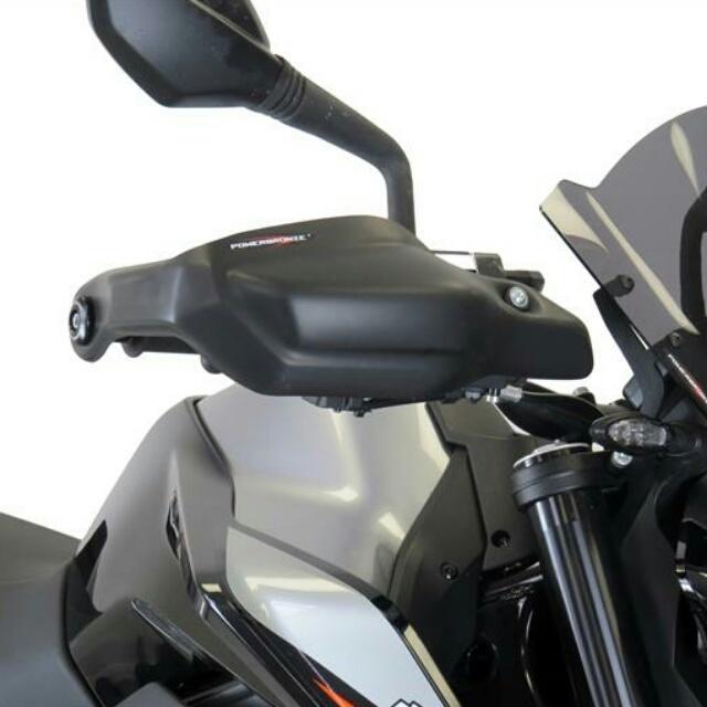 KTM >> 790DUKE(18-) ハンドガードキット Powerbronze