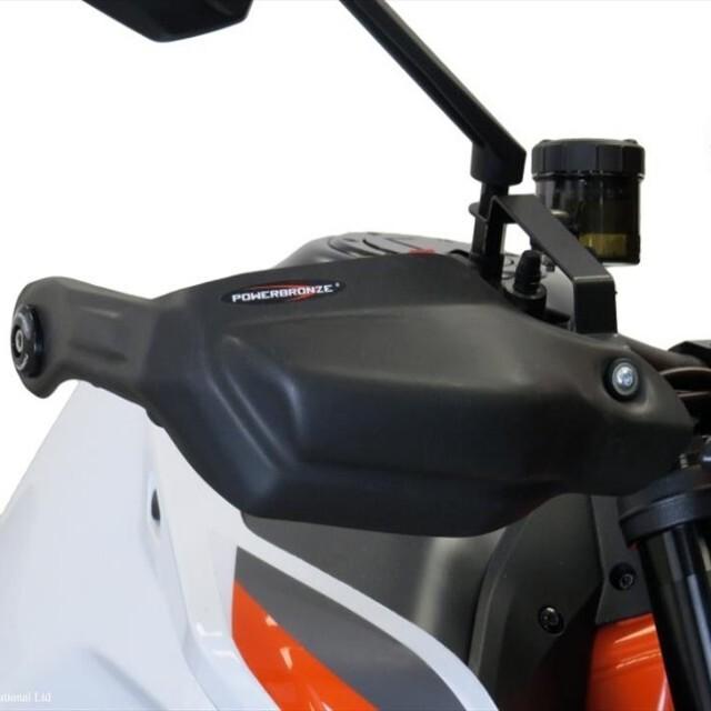 KTM >> 890Duke R(20-) ハンドガードキット Powerbronze