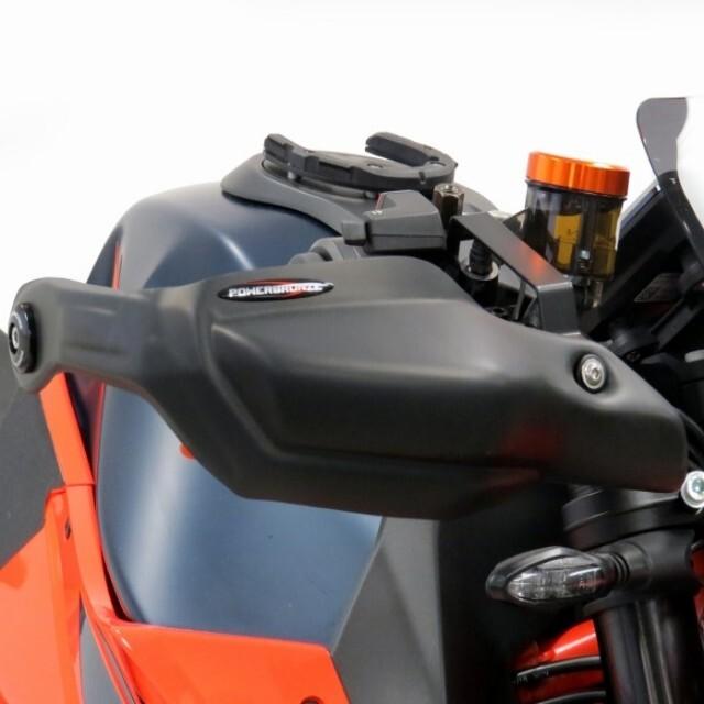 KTM >> 1290SuperDukeR(20-) ハンドガードキット Powerbronze