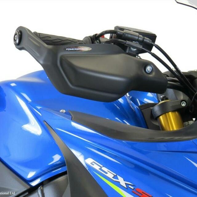 SUZUKI >> GSX-S1000/F(15-) ハンドガードキット Powerbronze