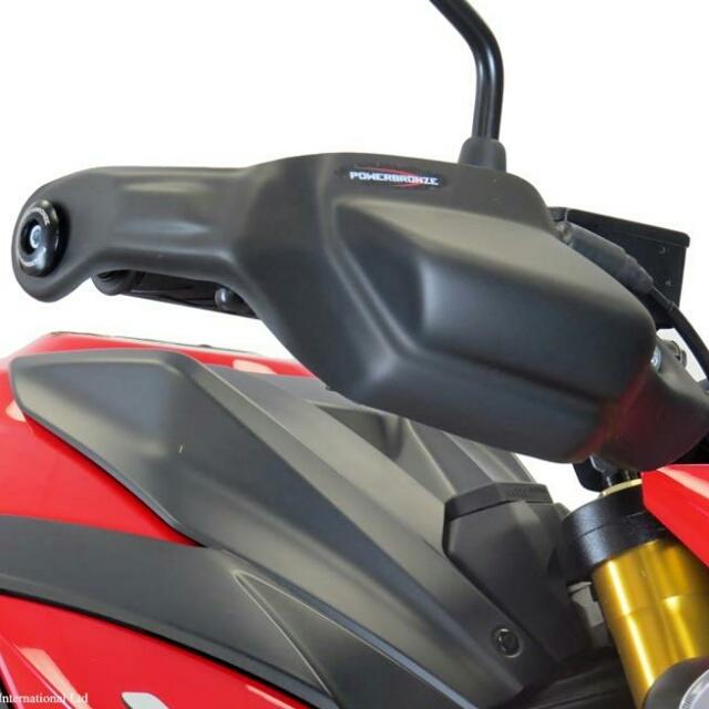 SUZUKI >> GSX-S750(17-) ハンドガードキット Powerbronze