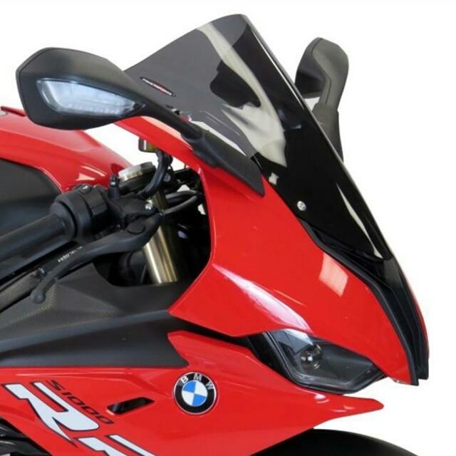 BMW >> S1000RR(19-)スポーツ・エアフロ-スクリーン Powerbronze