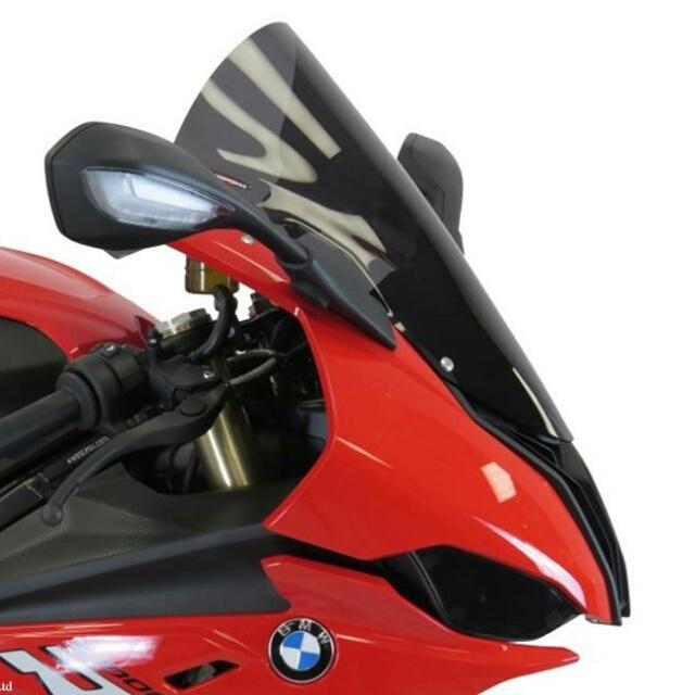 BMW >> S1000RR(19-)スポーツ・エアフロ-スクリーン 【エクストラ・ハイ】Powerbronze