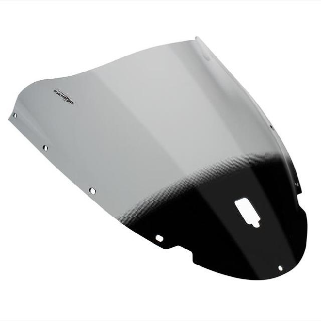 Ducati >> 749/999/S/R(03-04)スポーツ・エアフロ-スクリーン Powerbronze