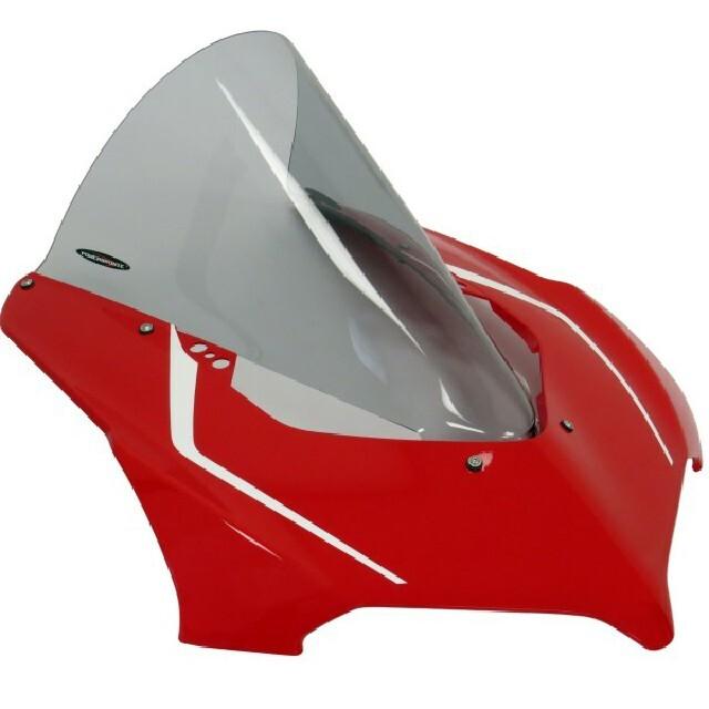 Ducati >> PANIGALE V4/S(20-) スポーツ・エアフロ-スクリーン Powerbronze