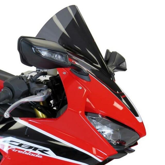 HONDA >> CBR1000RR(17-) スポーツ・エアフロースクリーン【エクストラ・ハイ】 Powerbronze