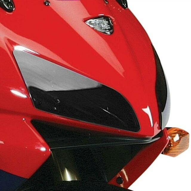HONDA >> CBR600RR (03-06) ・CBR1000RR(04-05)ヘッドライトレンズシールド Powerbronze