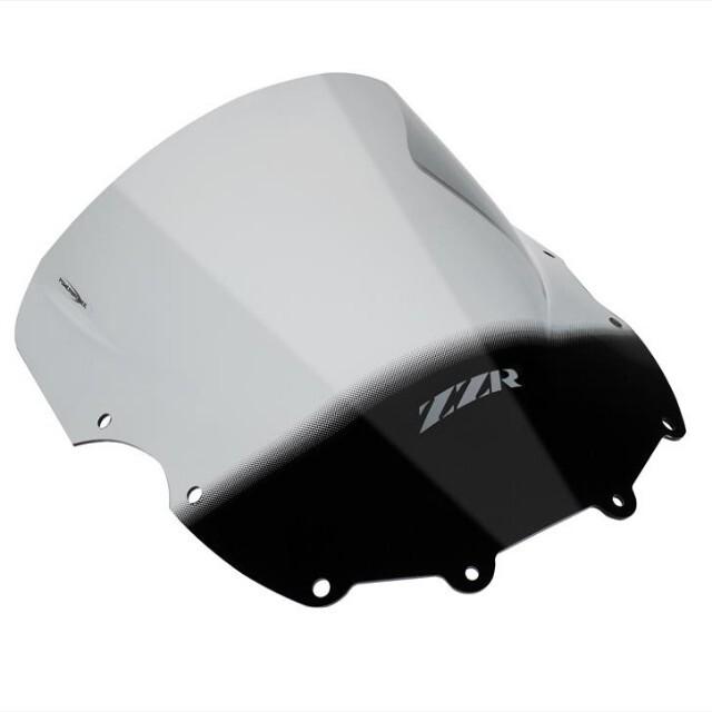 KAWASAKI >> ZZR600(ALL)・ZZR400(93-07)スポーツ・エアフロ-スクリーン Powerbronze