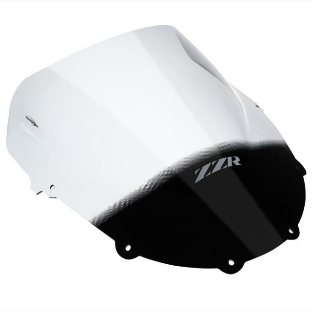 KAWASAKI >> ZZR1100D(93-01)スポーツ・エアフロ-スクリーン Powerbronze