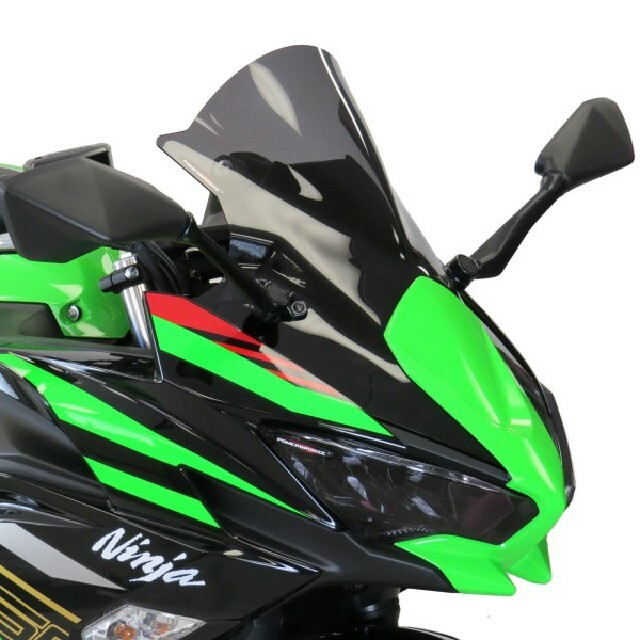 KAWASAKI >> Ninja650(20-)スポーツ・エアフロ-スクリーン Powerbronze