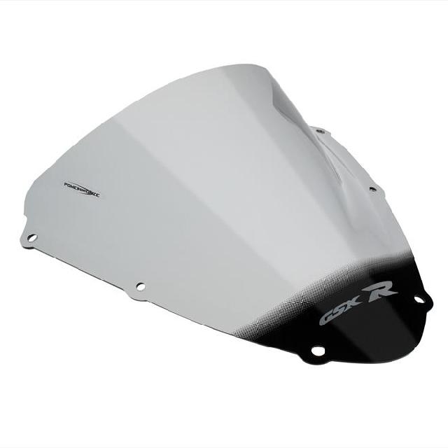 SUZUKI >> GSXR600/750(08-10)スポーツ・エアフロ-スクリーン Powerbronze