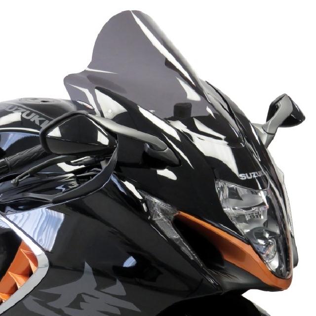 SUZUKI >> GSX1300R 隼(21-)スポーツ・エアフロ-スクリーン Powerbronze
