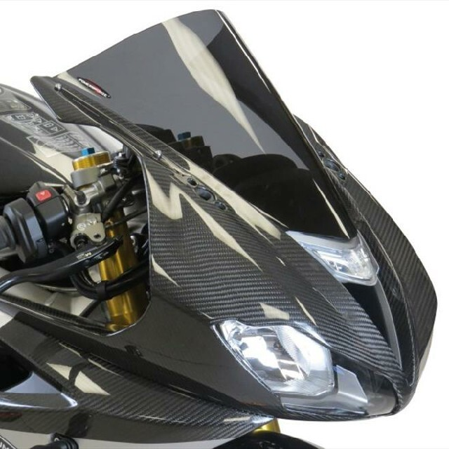 Triumph >> Daytona Moto2 765 (20-)スポーツ・エアフロ-スクリーン Powerbronze