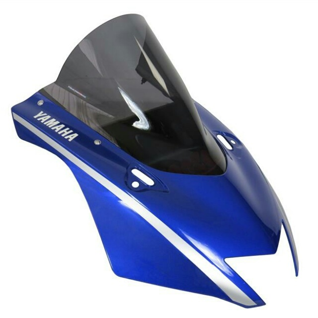 YAMAHA >> YZF-R6(17-)スポーツ・エアフロ-スクリーン Powerbronze