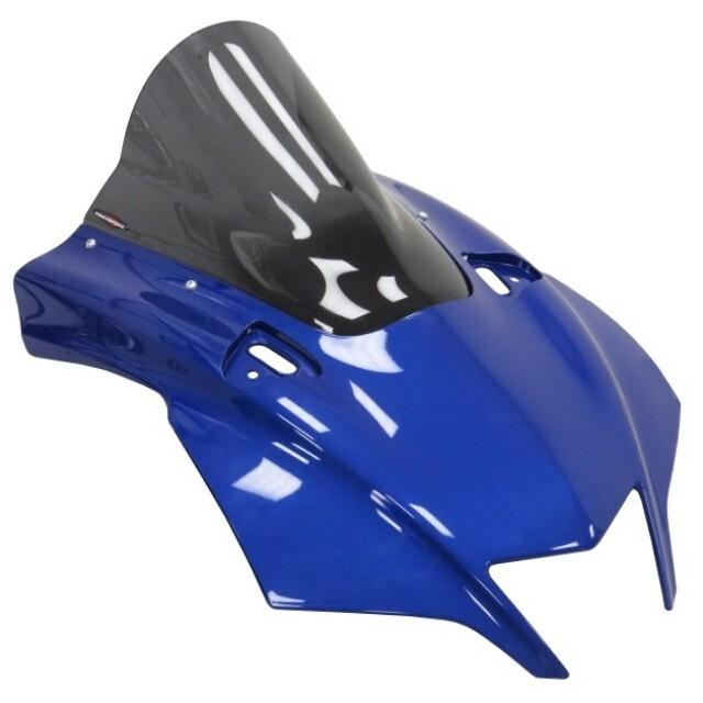 YAMAHA >> YZF-R1/R1M(20-)スポーツ・エアフロ-スクリーン Powerbronze