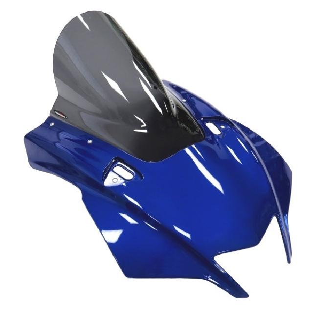 YAMAHA >> YZF-R1/R1M(20-)スポーツ・エアフロ-スクリーン【エクストラ・ハイ】 Powerbronze
