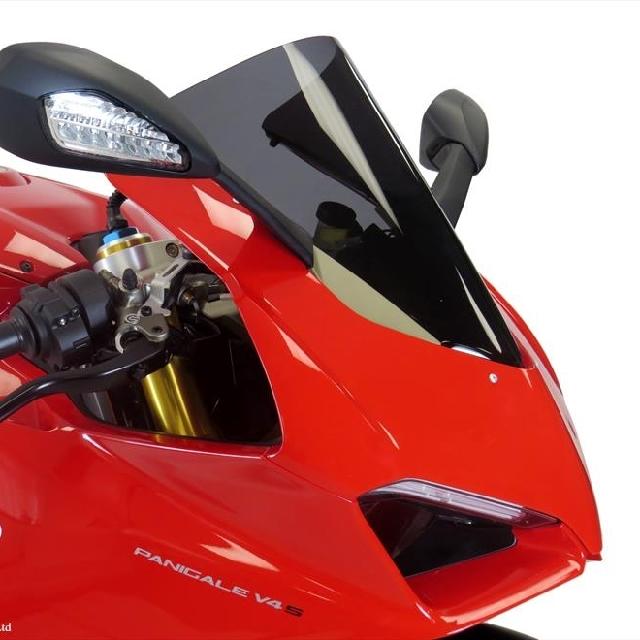 Ducati >> PANIGALE V4/S(18-) スタンダードスクリーン Powerbronze