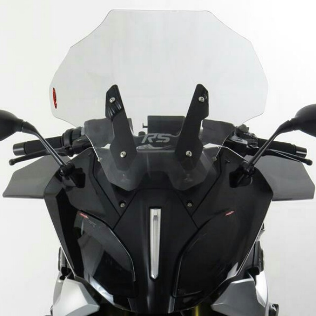 BMW >> R1200RS(15-19)R1250RS(19-)スポーツ・フリップスクリーン【ワイド】 Powerbronze