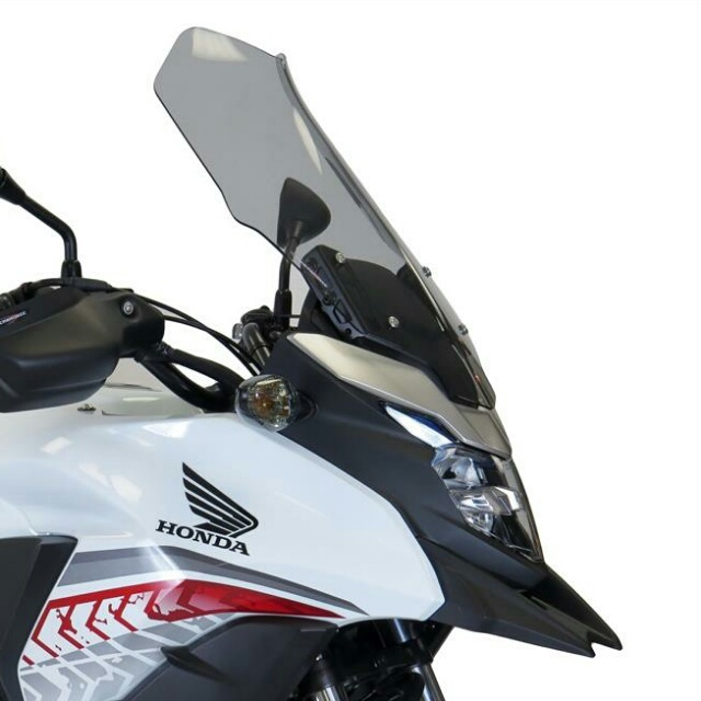 HONDA >> CB500X/400X(16-)スポーツ・フリップスクリーン Powerbronze
