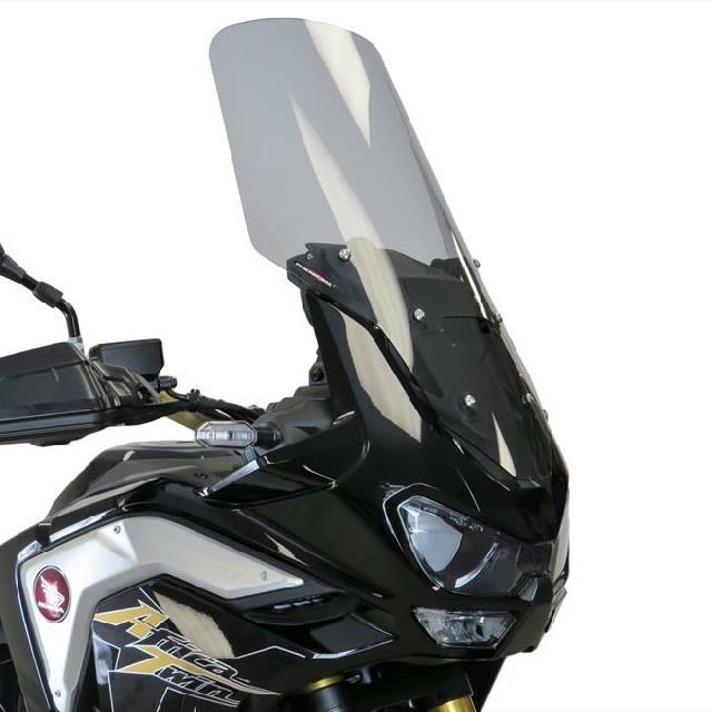 HONDA >> CRF1100L アフリカツインADV-S(20-)スポーツ・フリップスクリーン 【ロング】Powerbronze