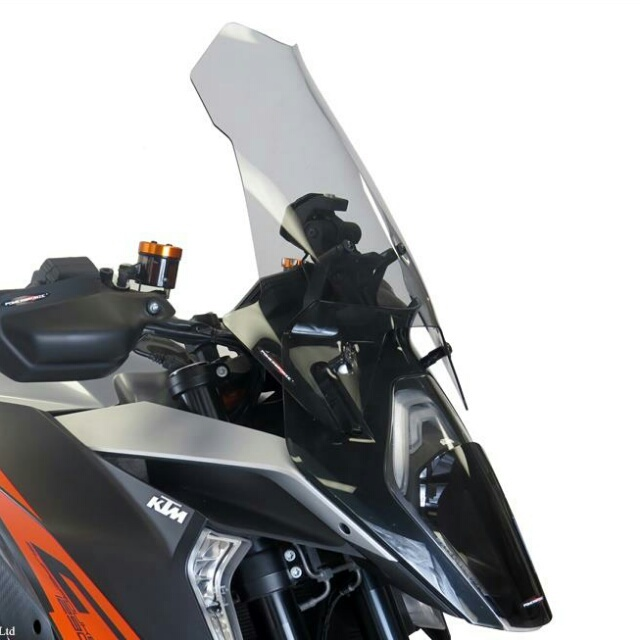 KTM >> 1290SuperDukeGT(16-)スポーツ・フリップスクリーン Powerbronze