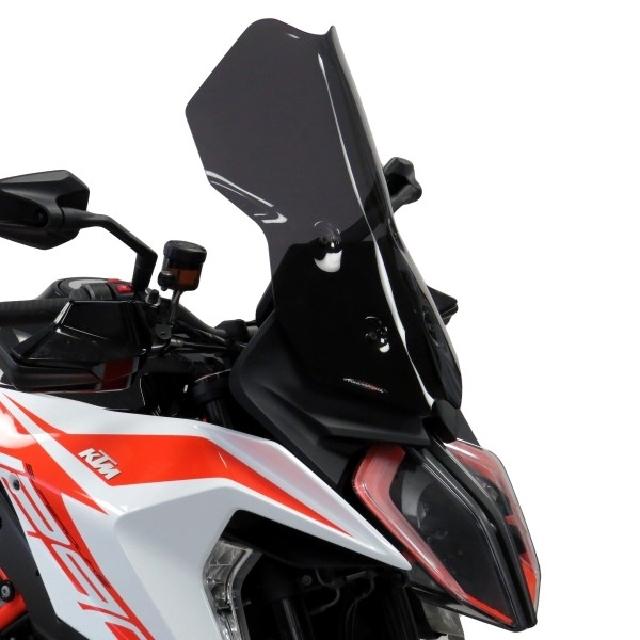 KTM >> 1290SuperDukeGT(19-)スポーツ・フリップスクリーン Powerbronze